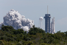 Сверхтяжелая ракета SpaceX совершила первый коммерческий старт