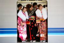 Тайфун не помеха: почему туристы едут в Японию
