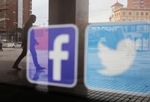 Роскомнадзор завел дела на Facebook и Twitter
