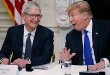 Единственный топ-менеджер, который звонит Трампу: как глава Apple Тим Кук влияет на президента США