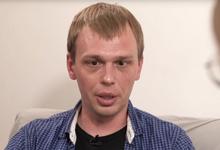 «Сейчас все очень нервно и тревожно»: Иван Голунов дал первое интервью после освобождения
