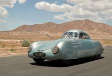 Sotheby's готовится продать «первую Porsche в истории»