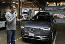 Власти США обвинили экс-инженера Uber в краже технологий беспилотных автомобилей у Google
