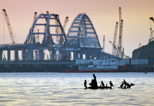 Крымское похмелье. Зачем Путину нужен мост через Керченский пролив