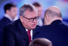 Президент ВТБ Андрей Костин хочет избавить мир от долларов