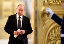 Доходы Владимира Путина в 2017 году выросли в два раза
