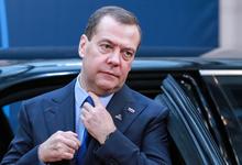 Медведев заявил о возможном бойкоте Давоса российской делегацией