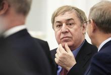 Михаил Гуцериев передал долю в финансовых активах сыну