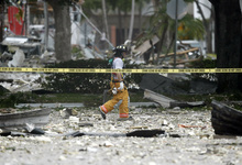 Взрыв прогремел в торговом центре во Флориде