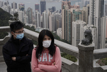 Коронавирус заразил экономику. Аналитики ухудшили прогноз по темпам роста Китая