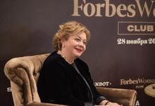 Интервью с Наталией Опалевой на встрече Forbes Woman Club