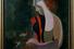 Александра Экстер. «Женщина с птицами». 1927 —1928 год