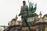 Памятник Шарлю де Голлю в Париже