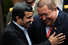 9 января 2012 года. Уго Чавес и президент Ирана Махмуд Ахмадинежад