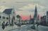 Церковь Кайзера Вильгельма на открытке начала XX века