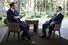 Дмитрий Медведев в ботинках Jimmy Choo
