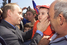 Владимир Путин во время рабочей поездки в Нальчик. 6 сентября 2001 года.