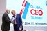 Председатель совета директоров группы «Ренова» Виктор Вексельберг (№3 в российском списке Forbes, состояние $17,2 млрд) и министр финансов России Антон Силуанов