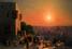 Иван Айвазовский «Вечер в Каире»