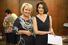 Елена Комиссарова (группа компаний ГОСТ) и Юлия Таратута, главный редактор Forbes Woman