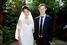 Свадьба основателя и генерального директора Facebook Марка Цукерберга и его университетской подруги Присциллы Чан