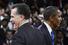 2012.  Барак Обама - Митт Ромни