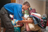 Отправка гуманитарной помощи в Рязанскую область