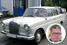 Mercedes-Benz W110 200 1965 года