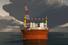 Нефтяная буровая платформа типа Sevan 1000