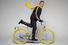 Велосипед-самокат Pibal от Филиппа Старка и Peugeot