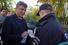Один из организаторов марша Борис Немцов (слева)