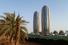Движущиеся башни Аль-Бахар (Aedas Architects, Абу-Даби, 2012)