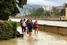 Уровень воды на улицах поднялся до 50-60 см
