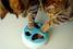 Миска-слоуфуд для кошачьего корма