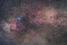 Туманность Лебедя. Снято в Тульской области, май 2015. (Nikon d5000 не переделанный, Nikkor 50mm, iso 1600, 7 x 180 sec, Sightron нано трекер, DSS, Photoshop)