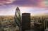 30 St Mary Axe (Норман Фостер, Лондон, 2004): башня, которую защищает воздух