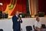 Приехавший в Пугачев губернатор Саратовской области Валерий Радаев во время встречи с населением