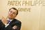 Президент Patek Philippe Тьери Стерн в часах Swatch