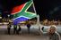 Сразу после смерти Манделы. Кейптаун, ЮАР.
