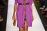 Платье-халат с запахом и рукавом 3/4 из легкой ткани