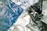 Марк Шагал «Видение. Автопортрет с музой»
