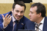 6. Сергей Вайнштейн (справа), депутат от ЛДПР