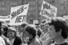 Митинги в крупных городах