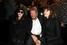 Владелец Maison Dellos Андрей Деллос с французскими кинозвездами Изабель Аджани (слева) и Фанни Ардан (справа)