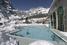 Новая термальные бассейны для купания в Лейкербаде