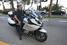 Давид Якобашвили, частный инвестор, на мотоцикле