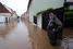 Город Гримма объявлен властями Германии зоной бедствия