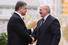 Рукопожатие Лукашенко