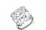 Кольцо с бриллиантом «Раджа»