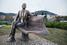 Памятник Рональду Рейгану в Тбилиси